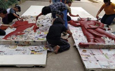 Making of Chitra Santhe